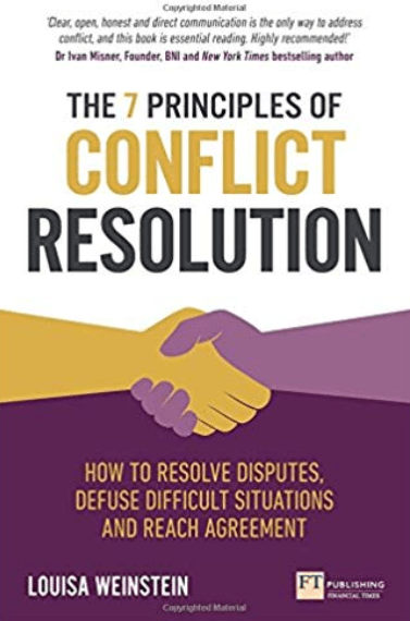 conflict resolution resume examples