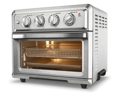Cuisinart Air Fryer Toaster Oven Reviews 2018