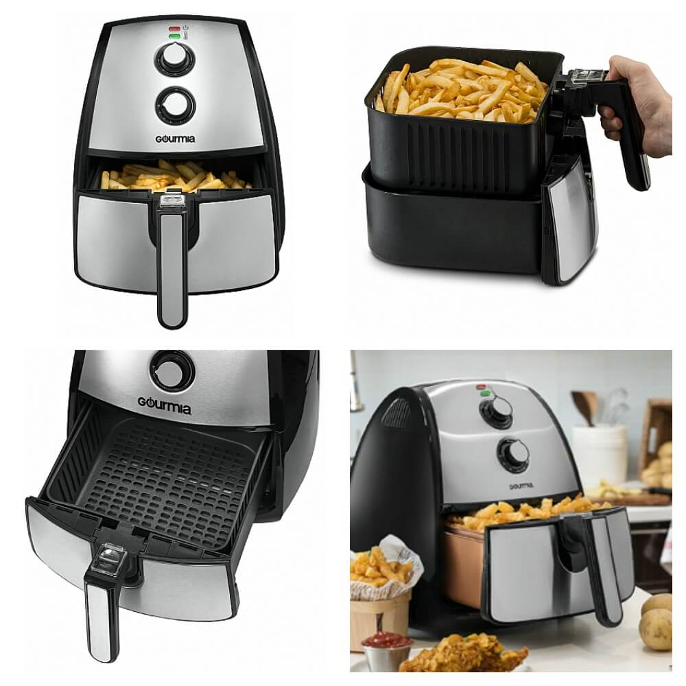 Cucina A Gas Amazon Best Gourmia Air Fryer Reviews In April 2019