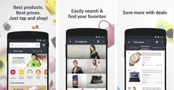 AliExpress Shopping Android App