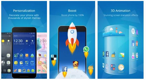 Cm Launcher 3d Theme Wallpaper Apk Cm Launcher 3d Fast And Stylish Launcher With Cool Effects