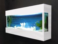 Bayshore Aquarium Wall Mounted | Aquarium Design Ideas