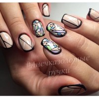 Modern Nail Art Design - NailArts Ideas