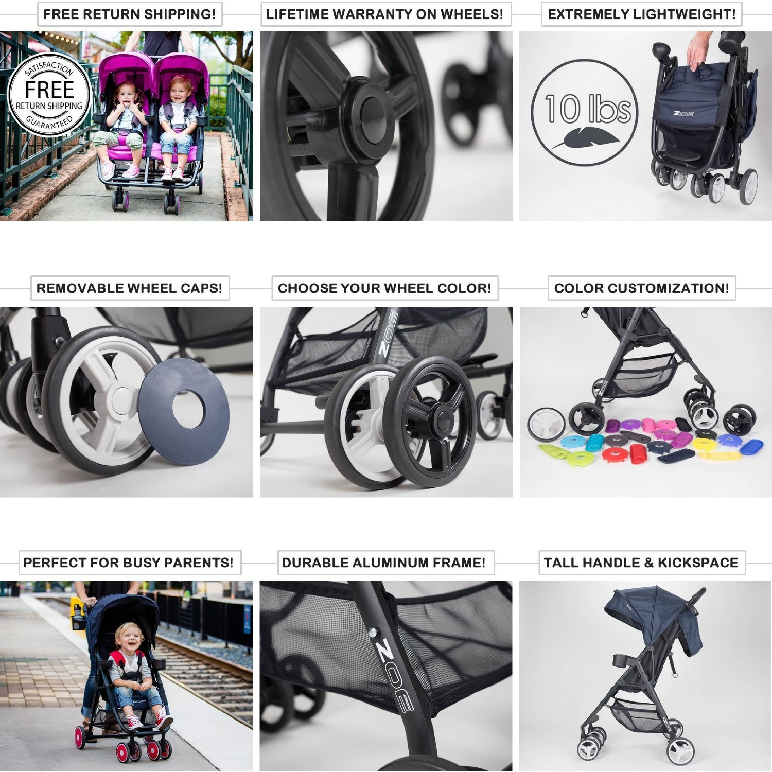Top Lightweight Travel System Strollers Best 5 Lightweight Baby Stroller 2016 For Infant Travel System
