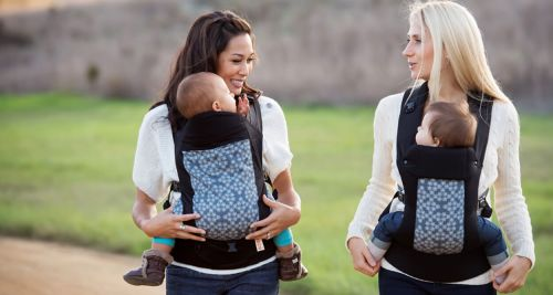 Medium Of Baby Backpack Carrier