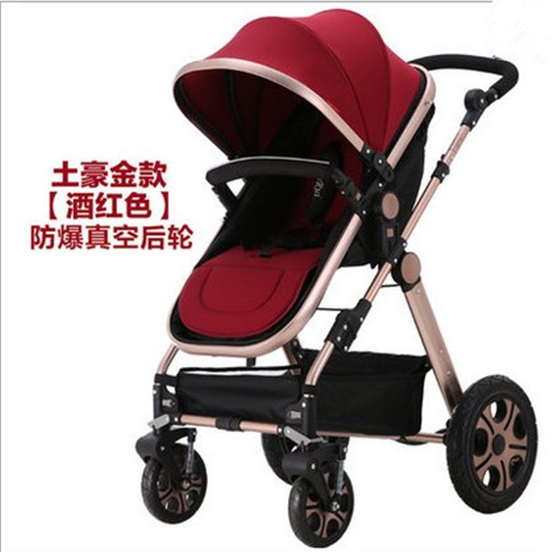 Pram And Pushchair Manufacturers Hot Sale High Landscape Baby Stroller Lightwe… « Best Baby