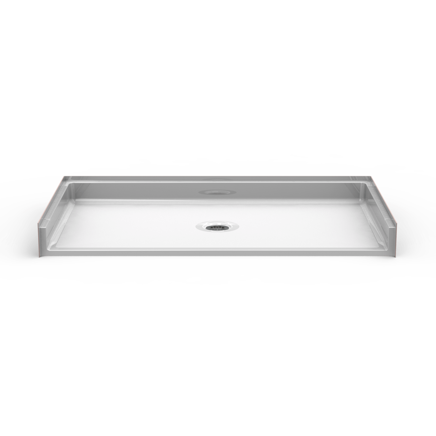 60 By 32 Shower Base Barrier Free 60 Quot X 32 Quot Shower Pan Beveled Threshold 3 4