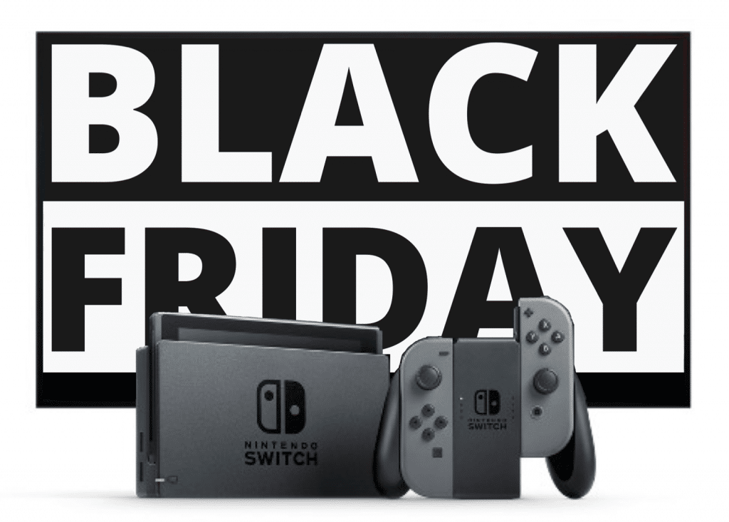 Black Sale Nintendo Switch Black Friday 2019 Deals Black Friday Nintendo