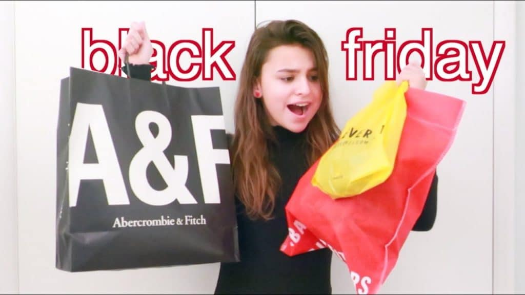 Sale Black Friday Abercrombie Fitch Black Friday 2019 Sale Best Black Friday A F