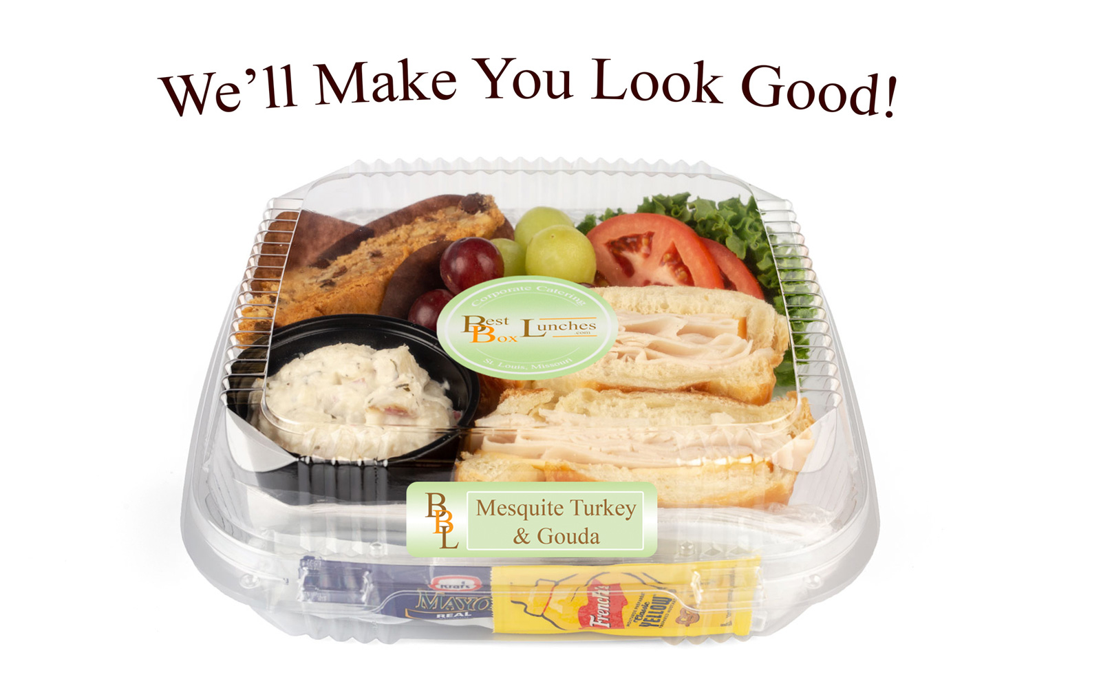 Lunch In A Box Best Box Lunches St Louis Ontime Lunch Catering With No Mistakes