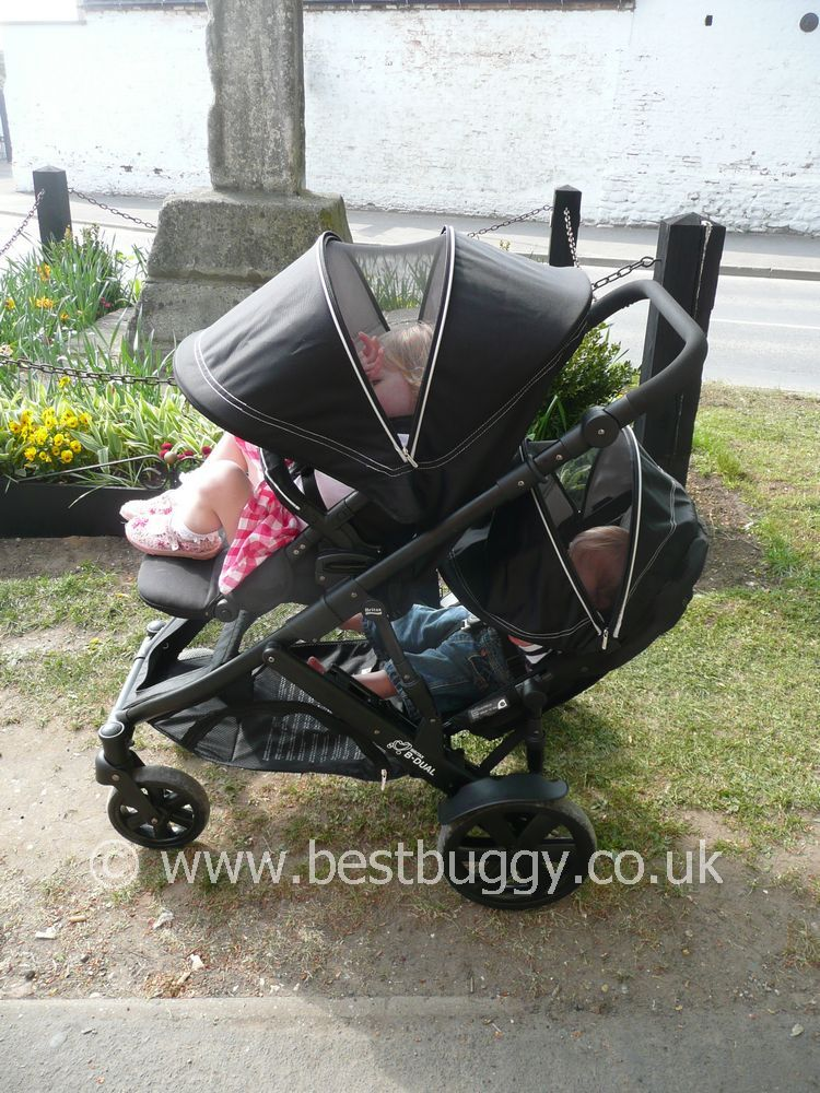Baby Jogger City Select Video Britax B Dual 2011 Review By Best Buggy Best Buggy