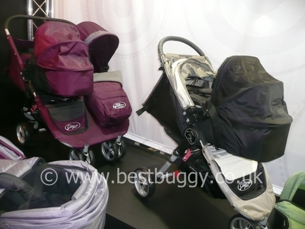 Double Pushchair For Toddlers Baby Jogger City Mini Double Best Buggy