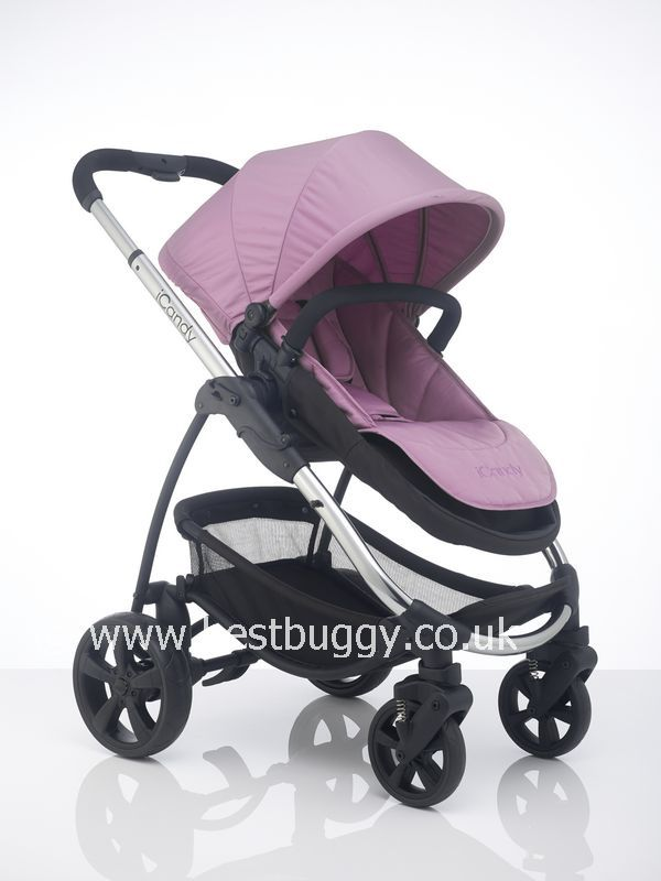 Twin Buggy Travel System Icandy Strawberry Best Buggy