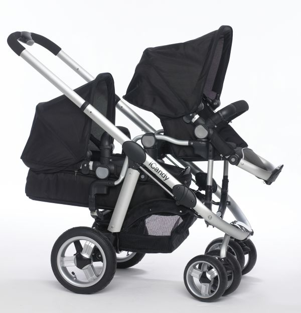 Double Stroller In Store Icandy Pear Best Buggy