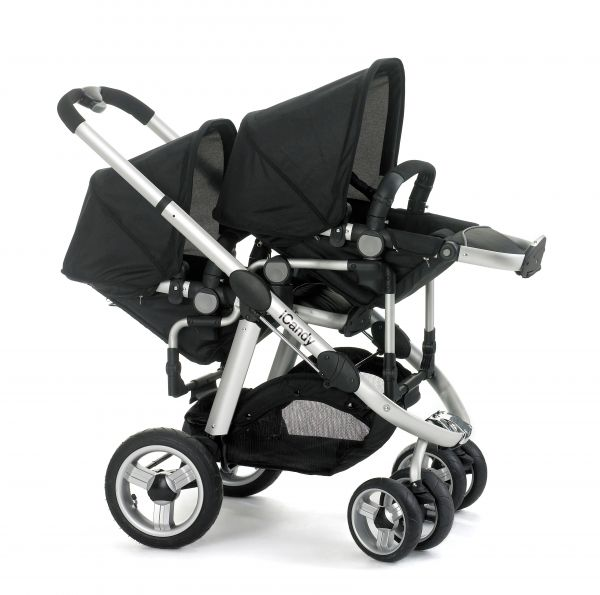 Triple Stroller Infant Car Seat Icandy Pear Best Buggy