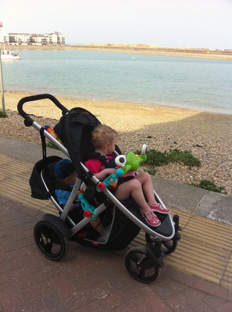 Double Buggy Uk The Phil And Teds Verve Initial Review By Theresa Best