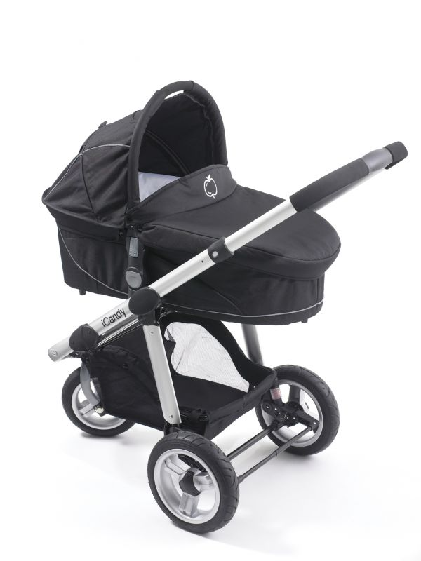 Twin Stroller With Infant Car Seats Icandy Apple Best Buggy
