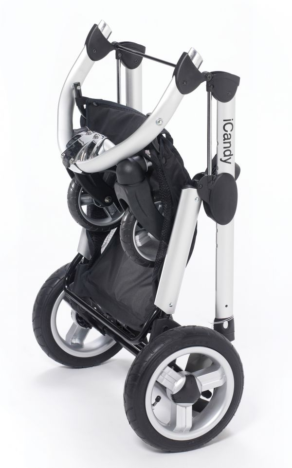 Double Pushchair With Buggy Board Icandy Apple Best Buggy