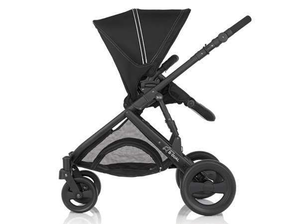 Twin Buggy Travel System Britax B Dual Best Buggy