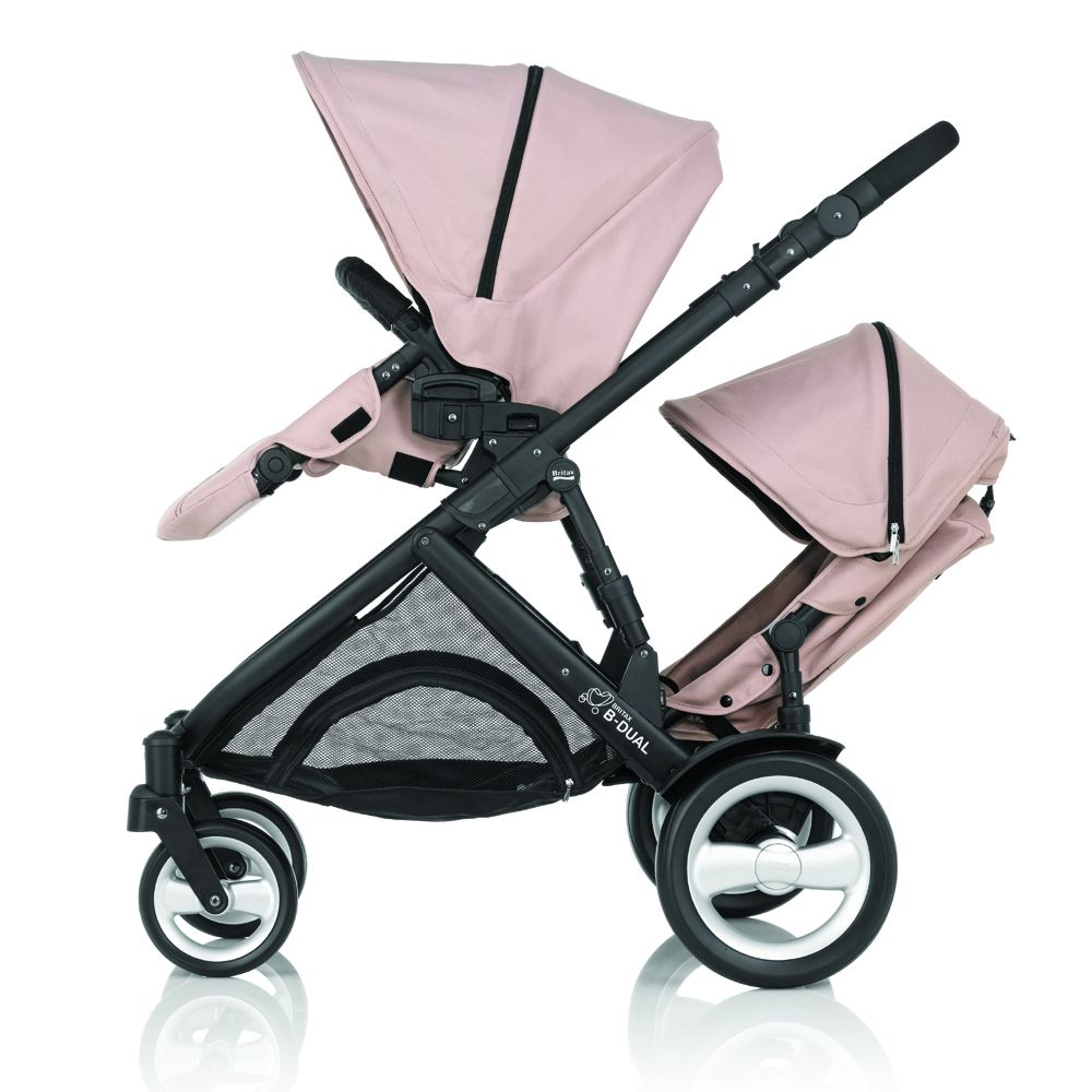 Britax Double Pushchair Reviews Britax B Dual Best Buggy