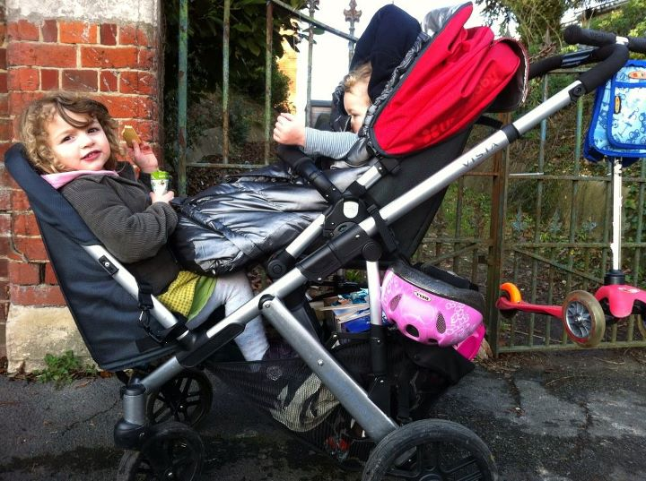 Baby Car Seats Coats Uppababy Vista With Rumble Seat Review By Lou Best Buggy
