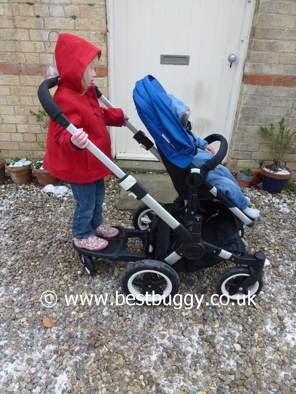 Twin Stroller With Infant Car Seats Bugaboo Wheeled Board – Bugaboo Donkey Best Buggy