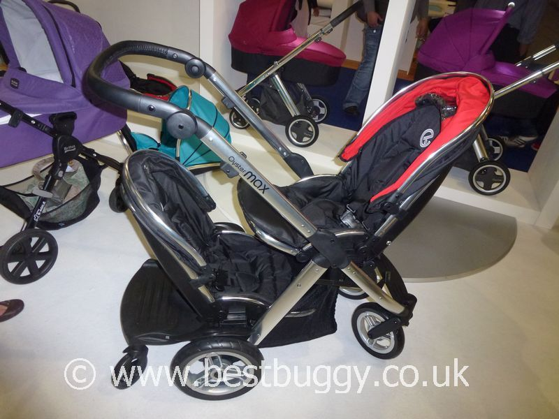 Oyster Max Buggy Babystyle Oyster Max Photographs From Harrogate Nursery