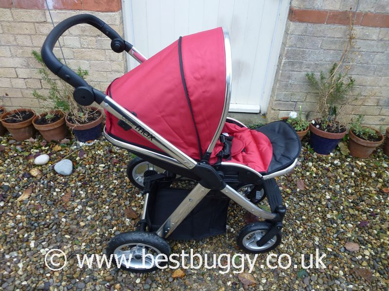 Oyster Max Buggy Babystyle Oyster Max – Single Mode Best Buggy