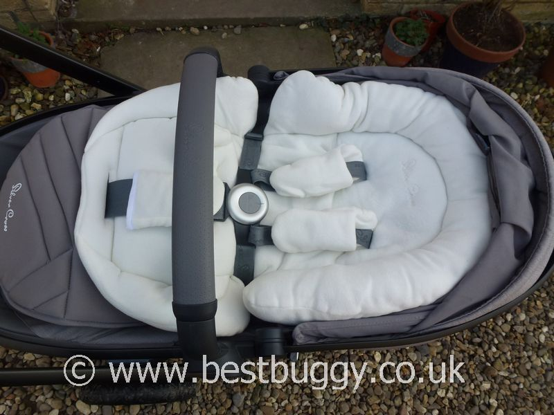 Egg Pushchair Liner Silver Cross Surf Best Buggy