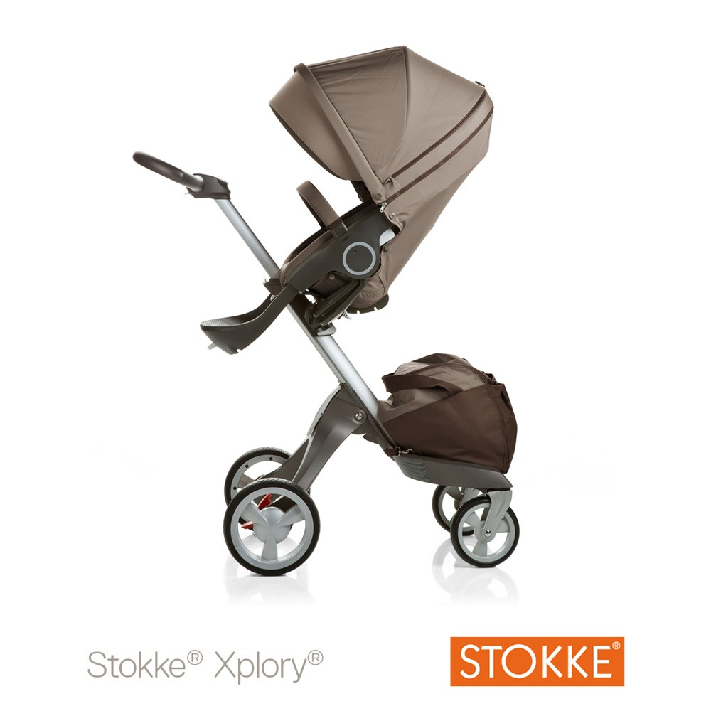 Twin Stroller With Infant Car Seats Stokke Xplory Best Buggy