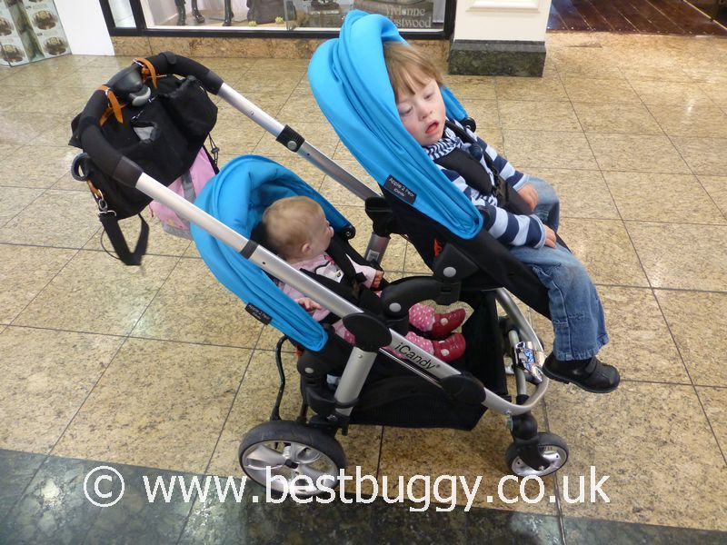 Best Pushchairs Ever Icandy Apple 2 Pear Review By Best Buggy Best Buggy