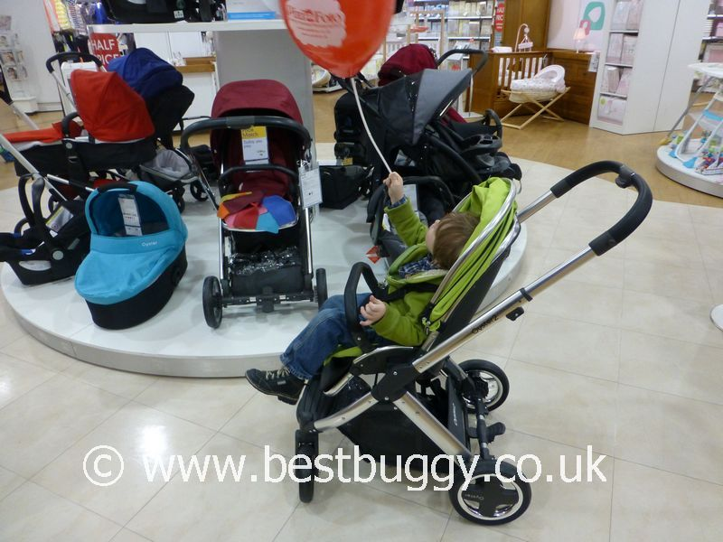 Oyster Max Buggy Babystyle Oyster2 Review By Best Buggy Best Buggy