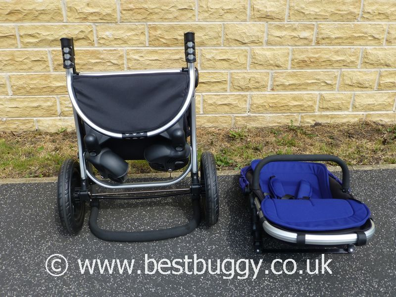 Egg Pushchair Liner Ickle Bubba Stomp V2 Best Buggy