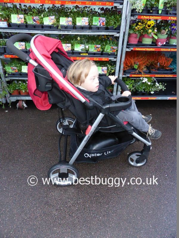 Oyster Max Buggy Babystyle Oyster Lite Review By Best Buggy Best Buggy