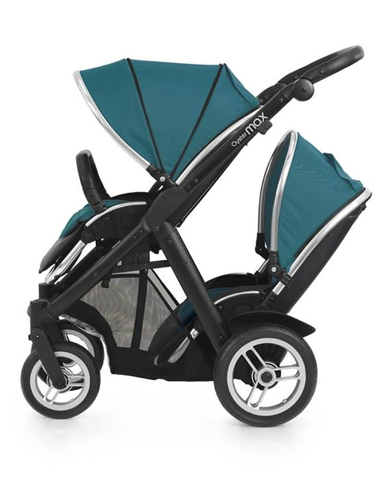 Double Pushchair With Buggy Board Babystyle Oyster Max 2 Best Buggy