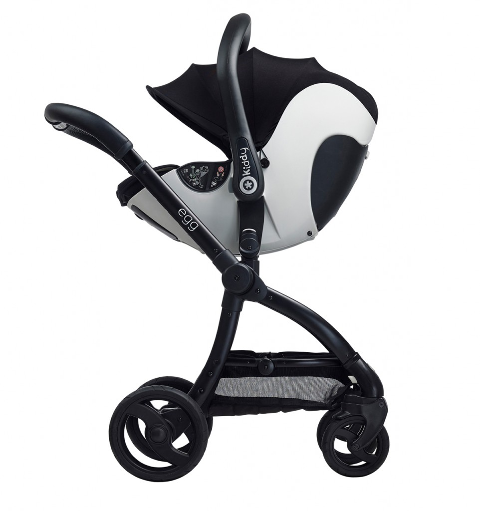 Egg Pram Gunmetal Egg Best Buggy