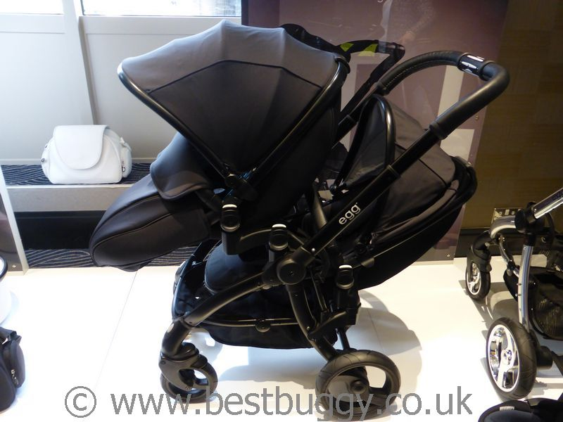 Pushchair Pram With Car Seat The Egg Stroller – Exclusive First Look Photos Best Buggy