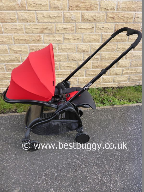 Stokke Newborn Seat Review Icandy Raspberry Best Buggy