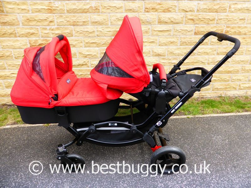 Abc Triple Stroller Abc Design Zoom Review By Best Buggy Best Buggy