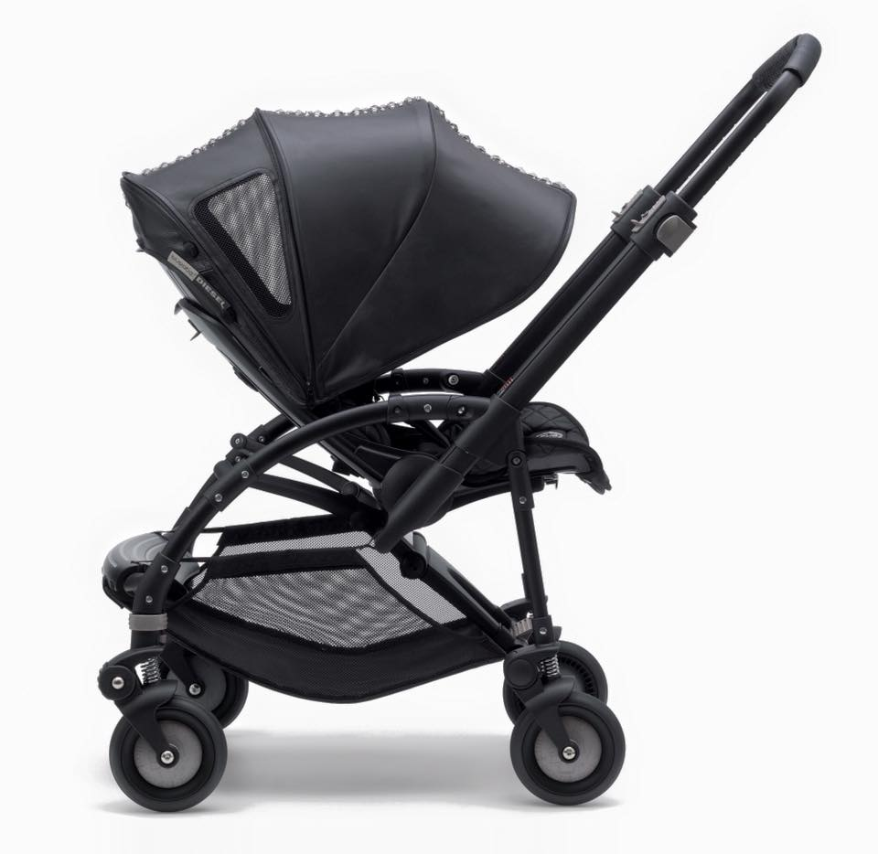 Bugaboo Bee With Buggy Board New 2016 Bugaboo Bee³ Rock By Diesel Best Buggy