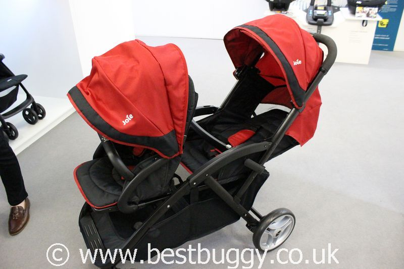 Joie Double Buggy Tandem Joie Aire Aire Twin Evalite Duo And Litetrax At The