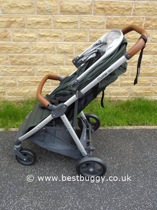 Twin Buggy Travel System Babystyle Oyster Zero Best Buggy