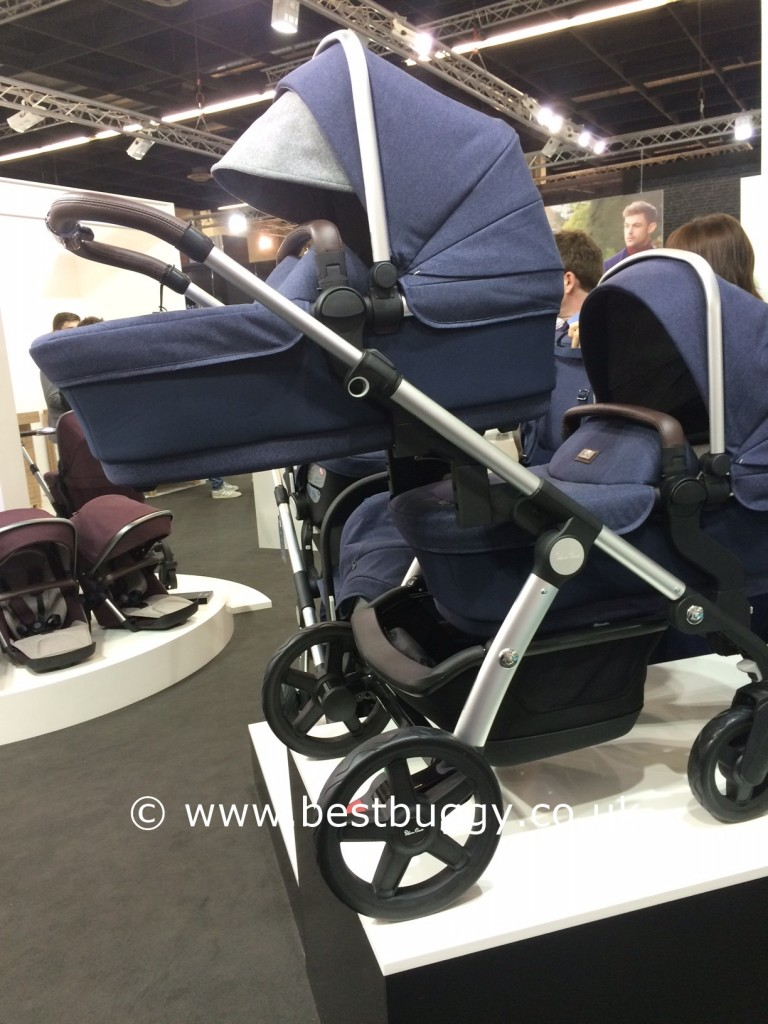 Double Buggy Uk Silver Cross Wave Best Buggy