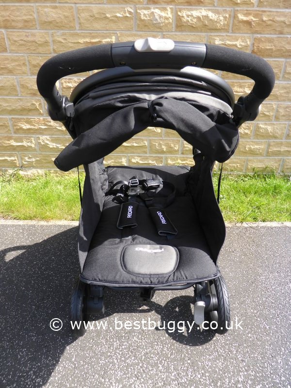 Twin Buggy Travel System Recaro Citylife Best Buggy