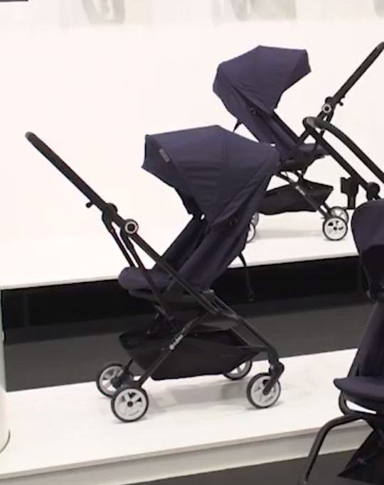 Best Lightweight Travel System From Birth Cybex Eezy S Twist Best Buggy