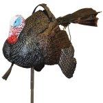 Spring turkey hunting tips - Mojo Decoys Shake N Jake Decoy