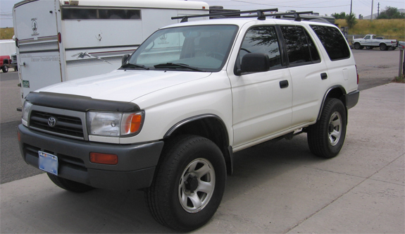 1998 Toyota 4runner Photos Informations Articles