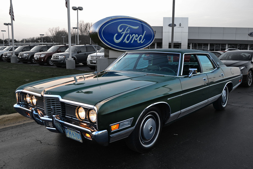 1972 Ford LTD Photos, Informations, Articles - BestCarMag