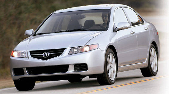 2004 Acura Tsx Photos, Informations, Articles - BestCarMag