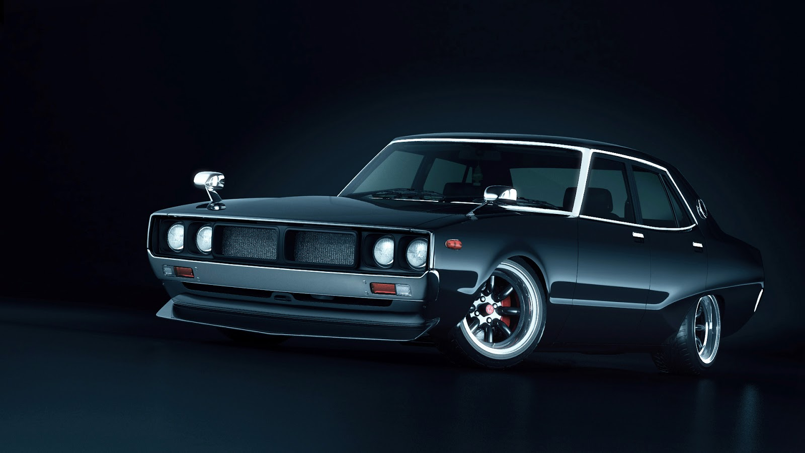 Cars Wallpaper In Front Of Skyline 1974 Nissan Skyline Photos Informations Articles